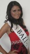 foto terbaru ines putri miss 2012