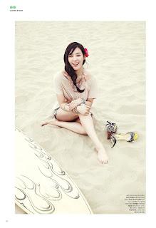 SNSD Tiffany (티파니; ティファニー) photos / pics 2