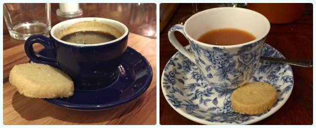 The Aspinall Arms, Clitheroe - Tea and Coffee