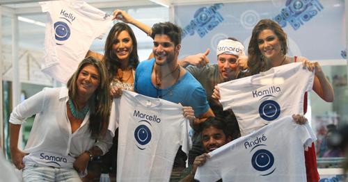 Participantes Casa de Vidro BBB13 (Divulgação)