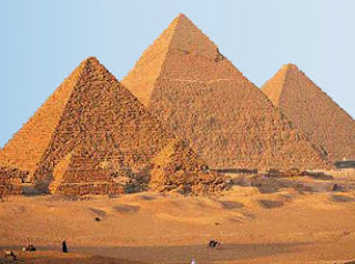 piramitlerin en büyük sırrı