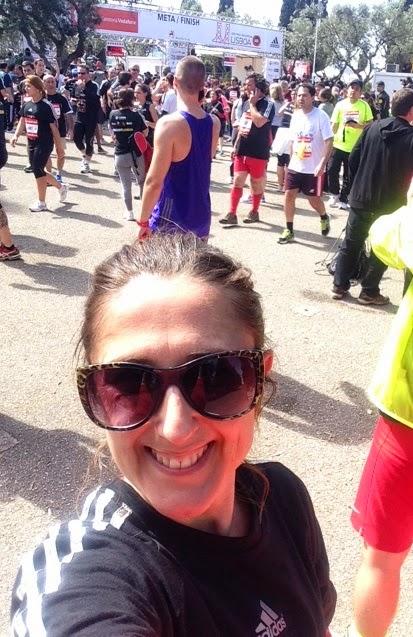 Mini Maratona Vodafone - ganhar asas nos pés