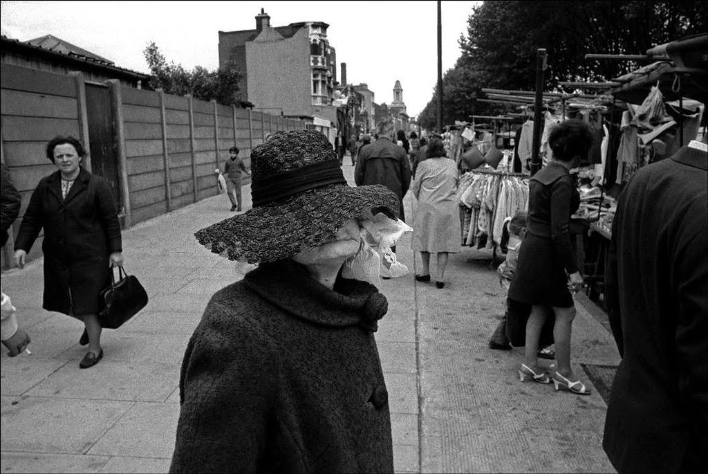 Street Scenes Of England In The 1960s 70s Vintage Everyday