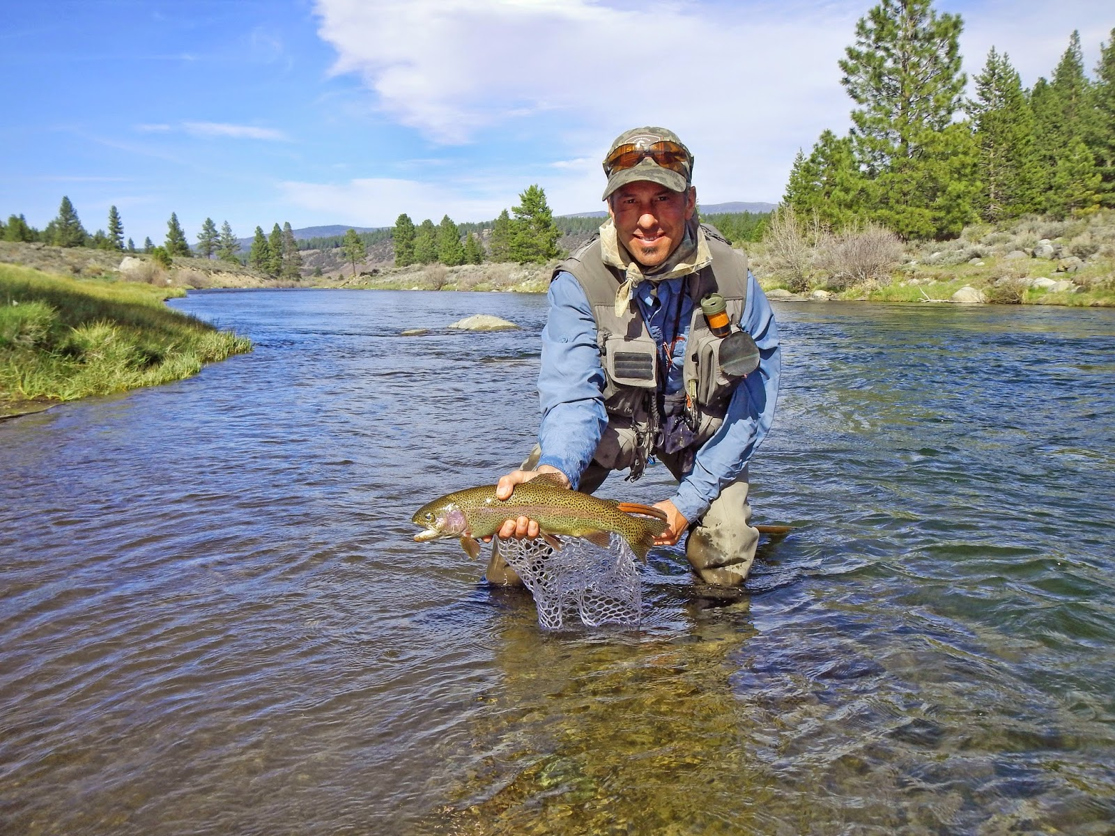 Jon baiocchi fly fishing news april 2015 for Jon b fishing