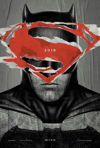 ตัวอย่างหนังใหม่ - Batman v Superman: Dawn of Justice (แบทแมน ปะทะ ซูเปอร์แมน : แสงอรุณแห่งยุติธรรม) ตัวอย่างที่ 2 ซับไทย poster2