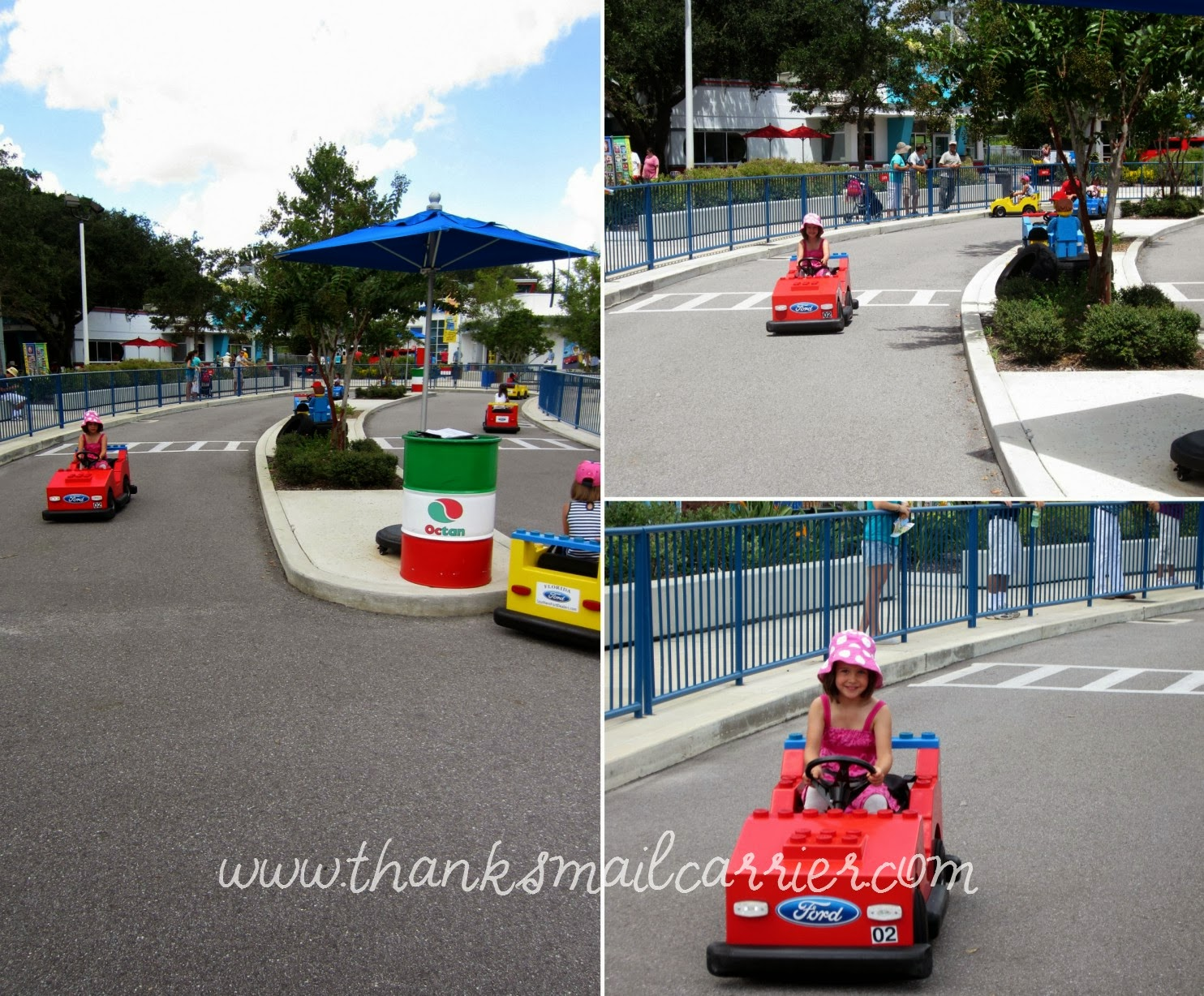 Legoland Ford Jr Driving School