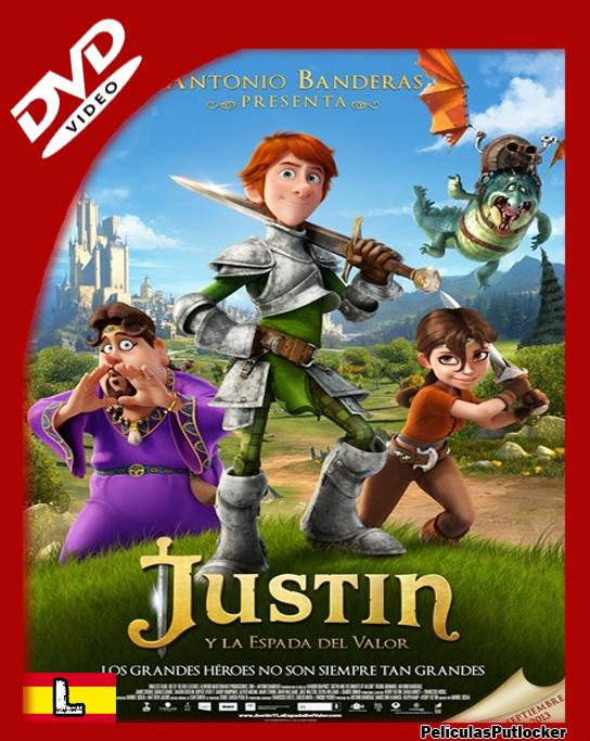 Justin y La Espada Del Valor [DVDRip][Latino][FD-SD-MG]