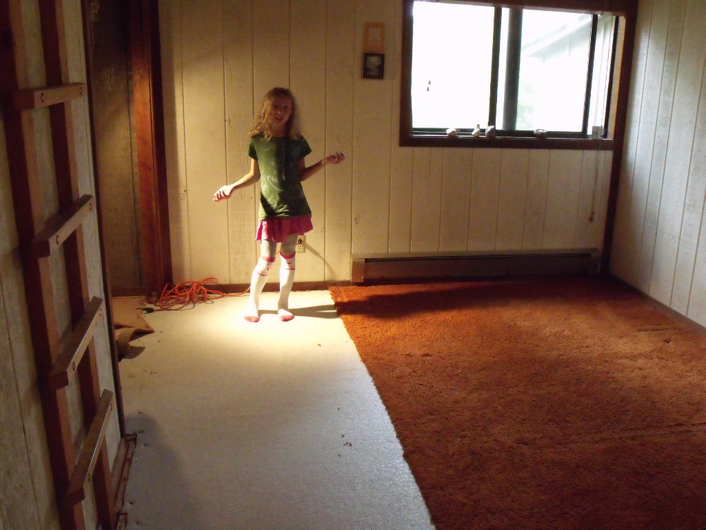 Painting A Particle Board Floor amp Other Items