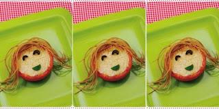 Resep Makanan Lucu Untuk Bekal Anak Anda