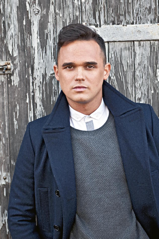 Pop-idol heart-throb, Gareth Gates