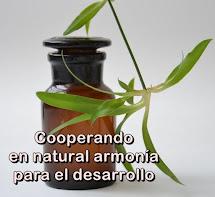 Con la visión de desarrollo y cooperación en equilibrio con la misma Naturaleza