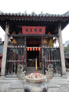 Templo Na Tcha en Macao