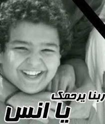 أنس عبد الحي أصغر قتيل في أحداث بورسعيد