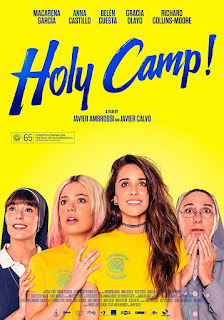 Holy Camp! Dublado Online