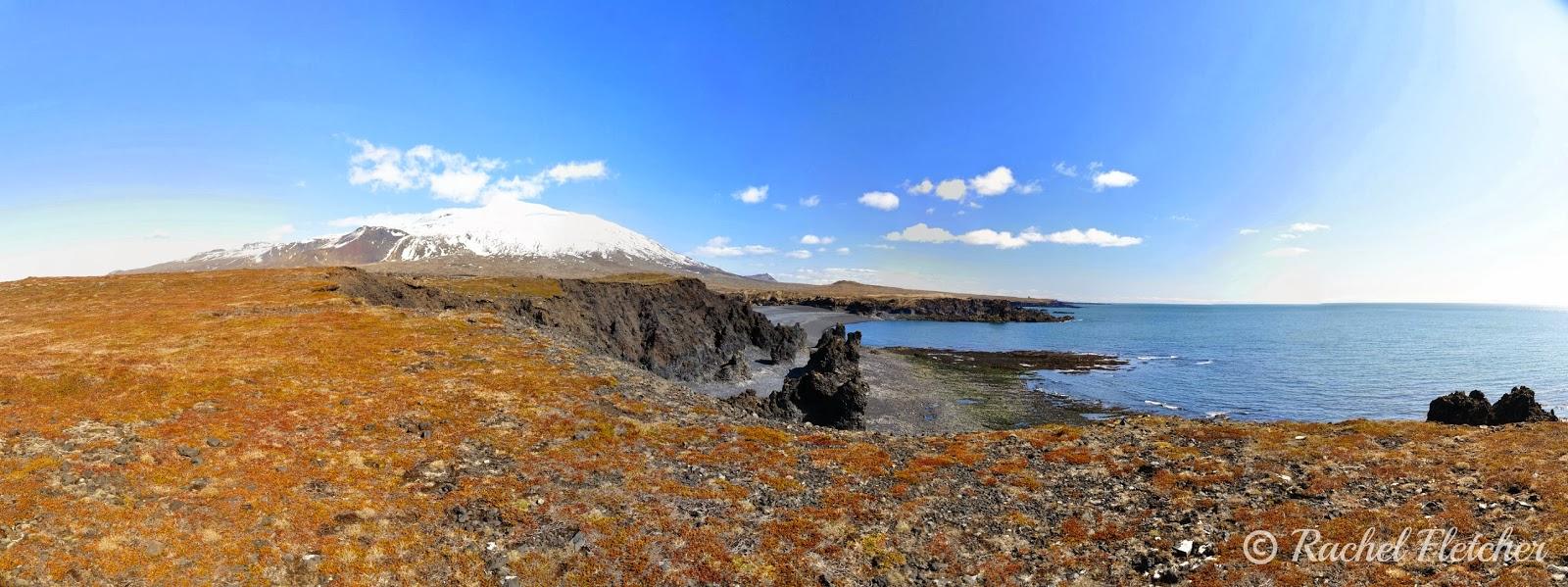 Djúpalónssandur clifftop