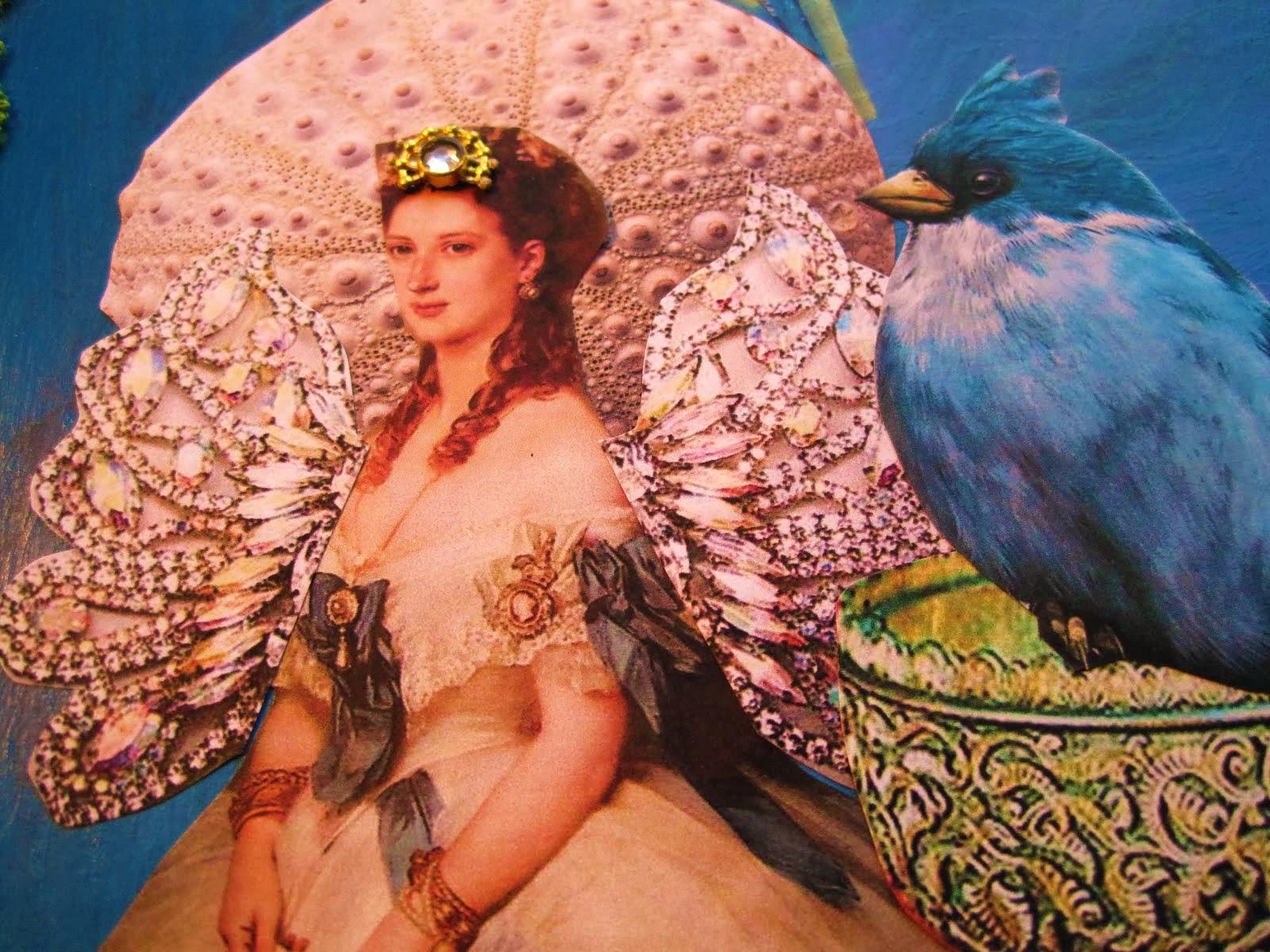 Merenhengetär Isabellan tarina