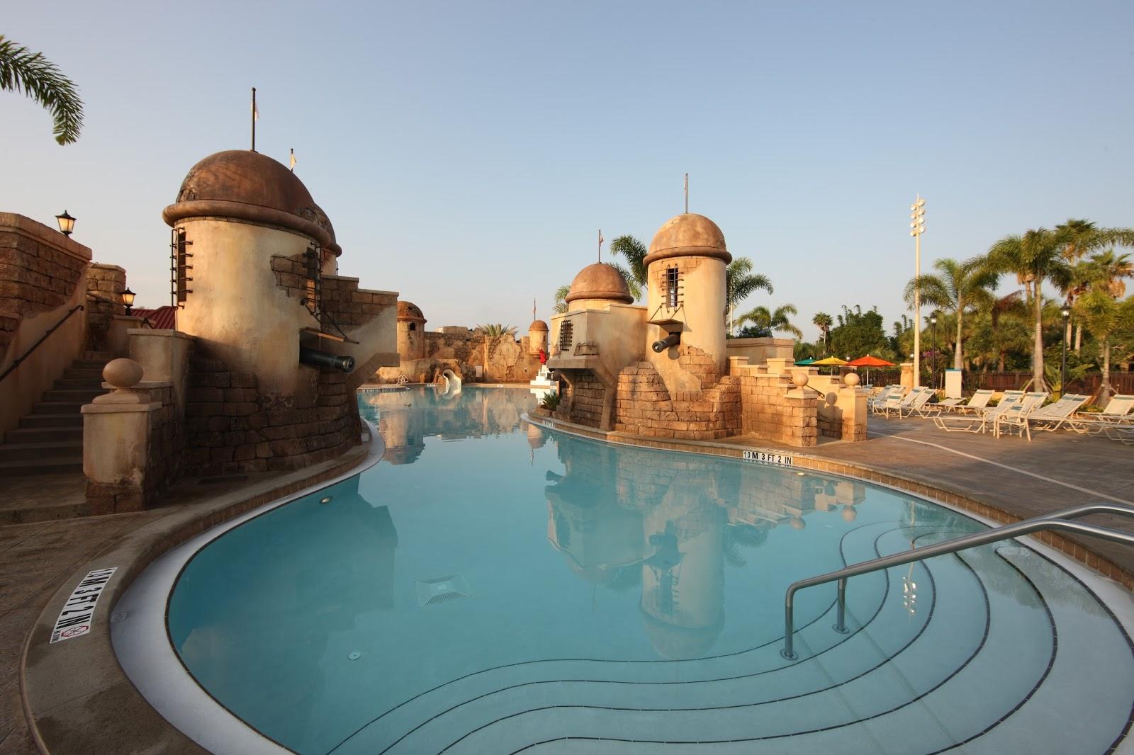 RMH Travel Disneys Caribbean Beach ResortA Look Inside