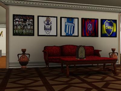 Tarjetas de los equipos de futbol argentinos Tu Parada