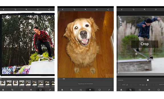 Adobe Photoshop Express para Android