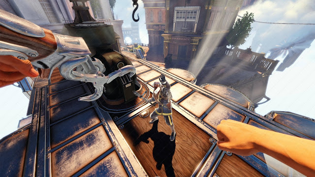 BioShock Infinite Update v1.1.21.26939 - RELOADED