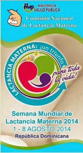 SEMANA MUNDIAL DE LACTANCIA 2014