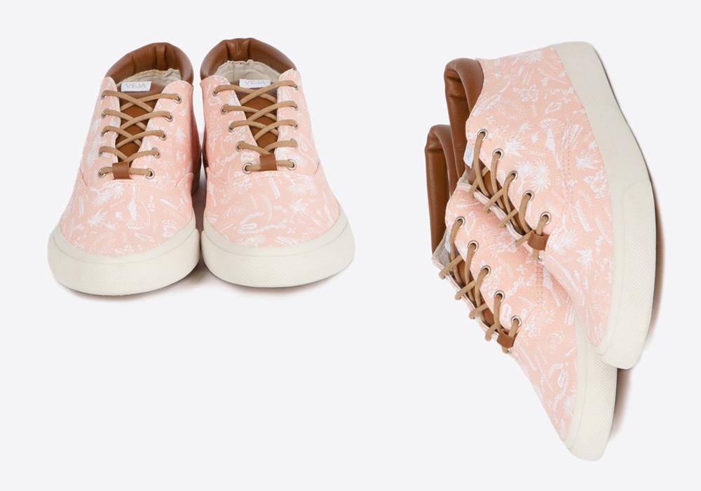 Fair Trade Sneaker von Veja