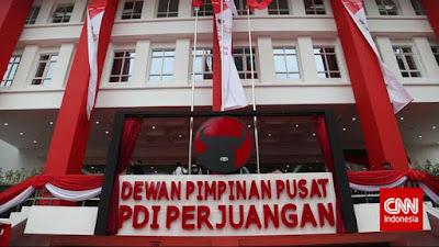 Ini yang Dapat Rekomendasi PDIP Untuk Pilkada 5 Kabupaten/Kota