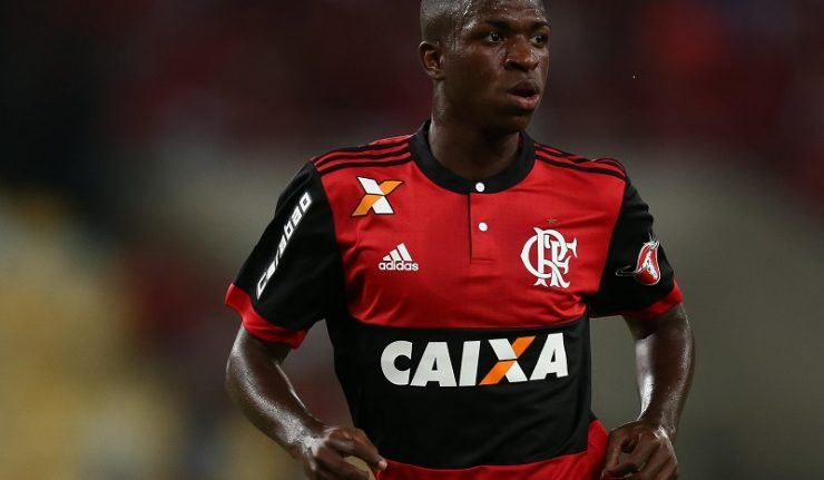 Barcelona Offers Vinicius Junior better package than Madrid