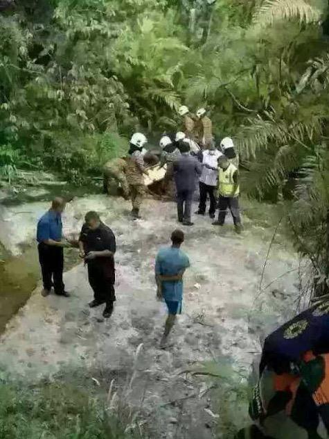 Wanita Dirogol dan Dibunuh Dengan Kejam, Dipercayai Menaiki Prebet Sapu