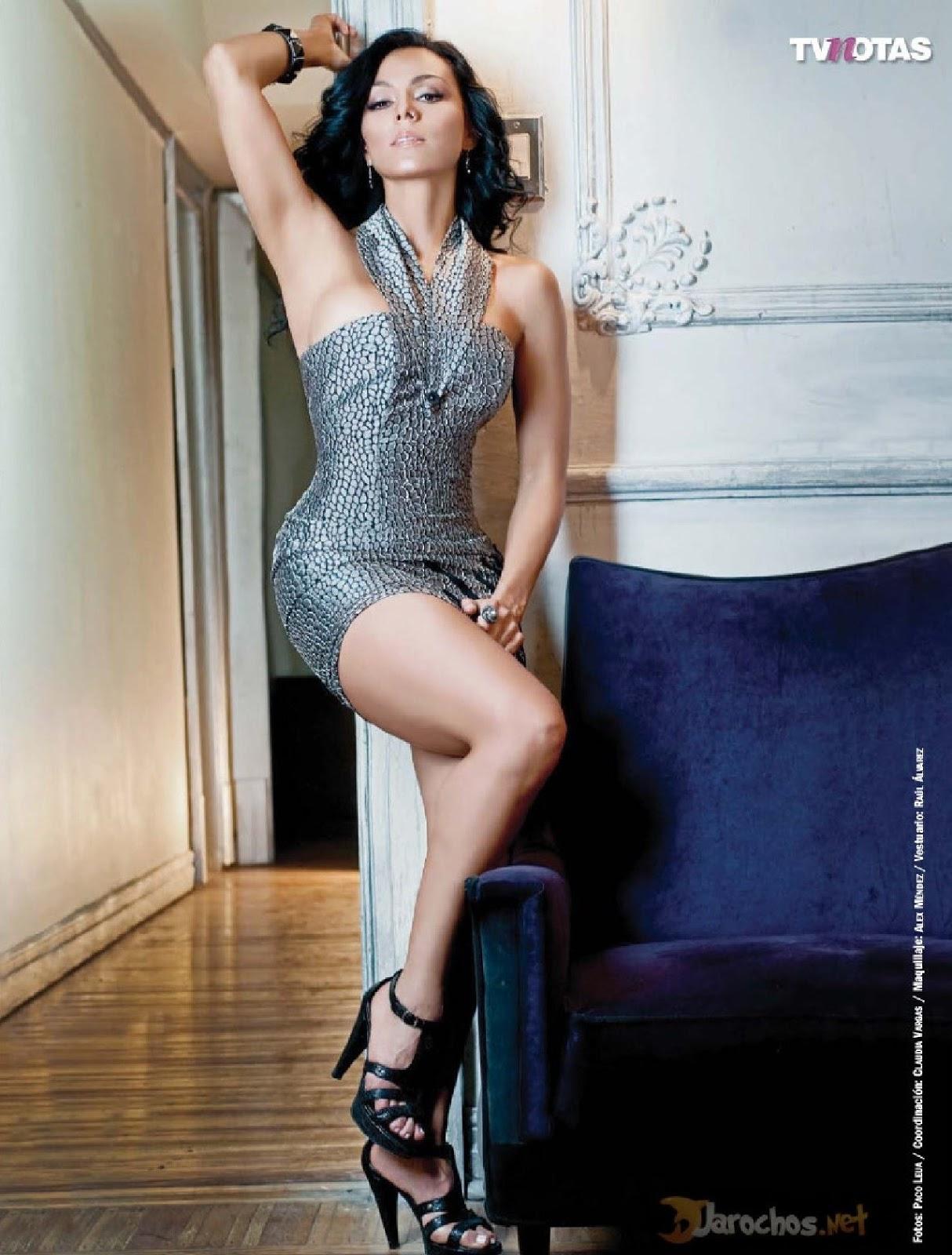 ivonne montero tvnotas magazine may 2012