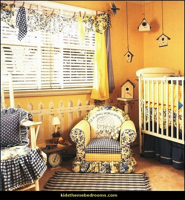 Decorating theme bedrooms - Maries Manor: baby girl garden nursery ...