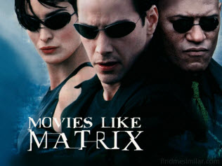 Movies Like The Matrix ,The Matrix