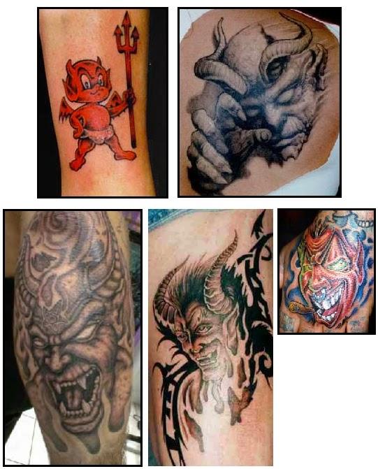 Tatouage Signification Diable Tatouages