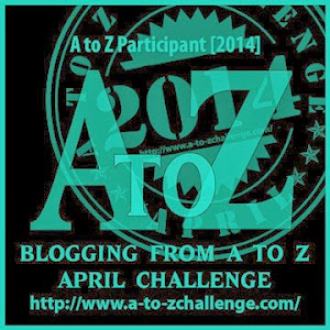 A-Z April Challenge Participant