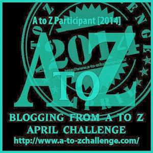 A-Z April Challenge Participant