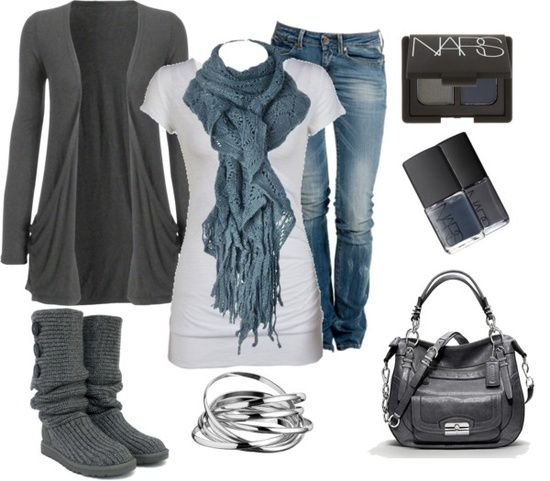 casual fall outfits for women Arranging a Casual Look for a Night Out