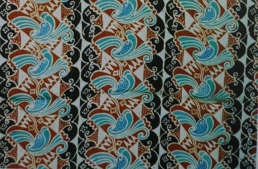 batik kalimantan tengah motif tatu payung batik kalimantan tengah ...