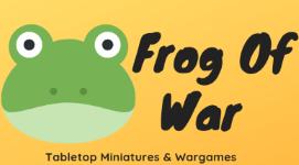Frog Of War: Tabletop miniatures & Wargames