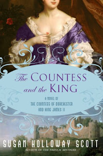 Guest Review: The Countess and the King by Susan Holloway Scott