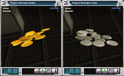 Entropia Universe - Currency