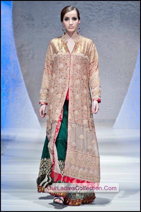 Pakistan Fashion Week Deepak Perwani Collection 2012 ~ Pakistani ...