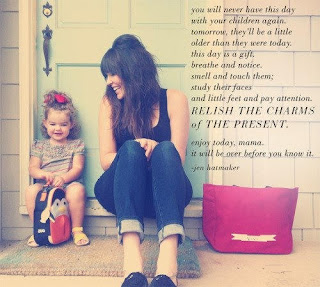 about being a mother or rather being a single motherYoung Mother Quotes