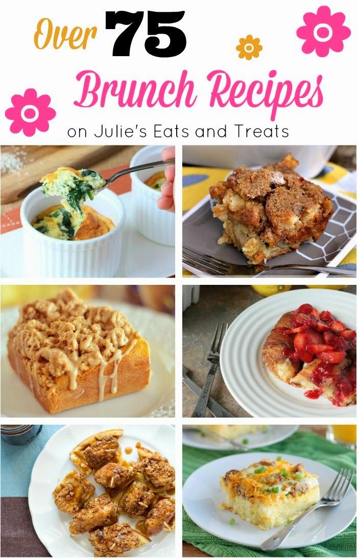 Over 75 Brunch Recipes
