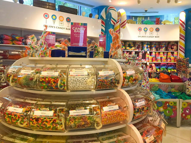 Dylan's Candy Bar Gift Items | NYC | Chichi Mary Blog