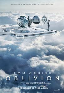 Afiche de Oblivion
