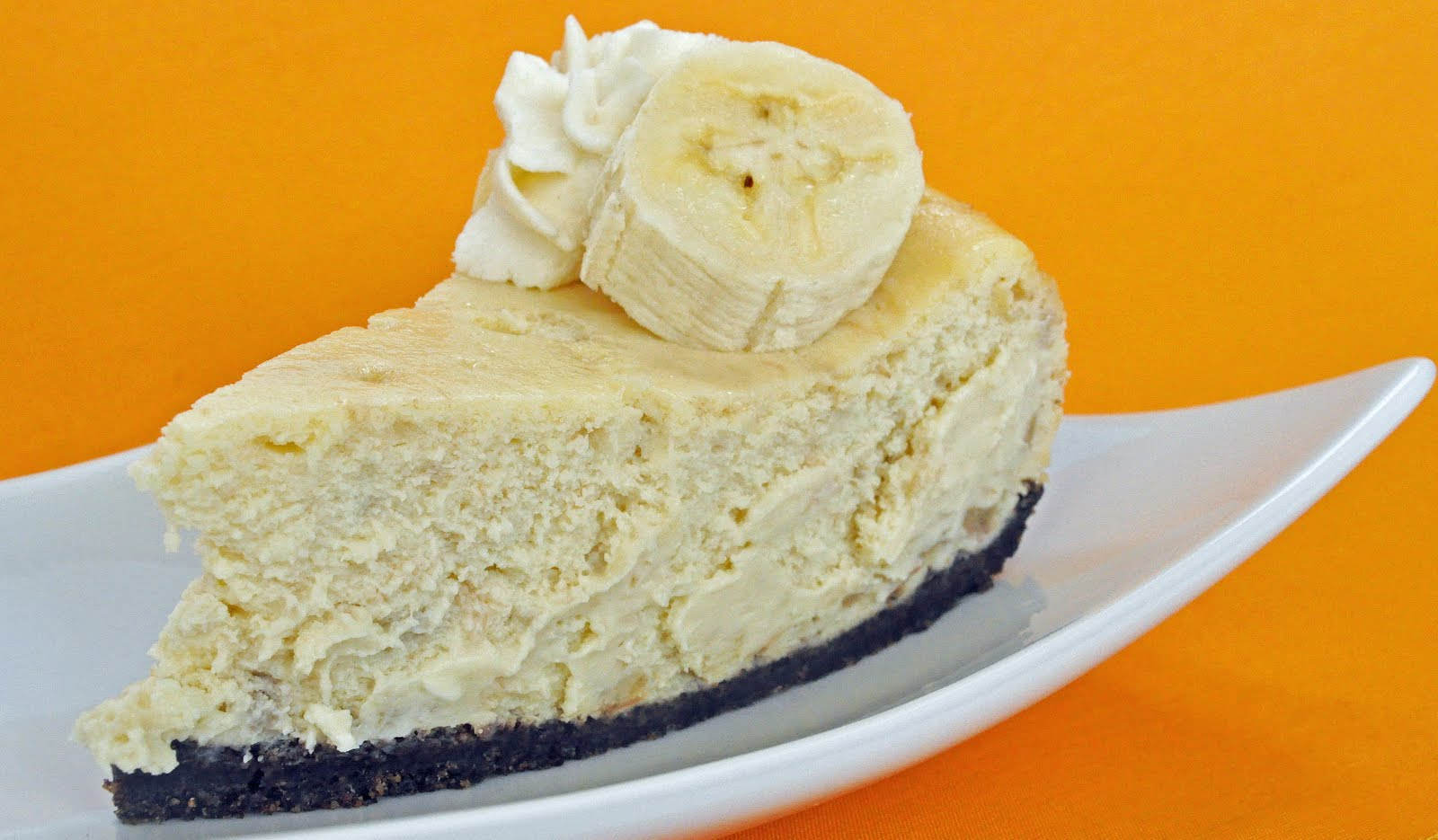 The Cheesecake Factory Banana Cream Cheesecake