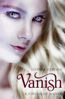 Vanish Vanish by Sophie Jordan ARC Teaser Tour
