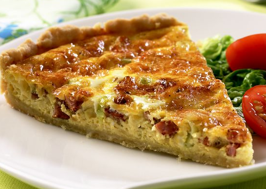 Various food network quiche lorraine french food quiche lorraine forumfinder Image collections