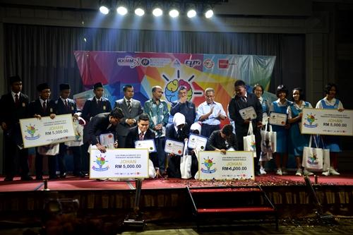Majlis Liga Remaja Kreatif 2015 Peringkat Zon Utara