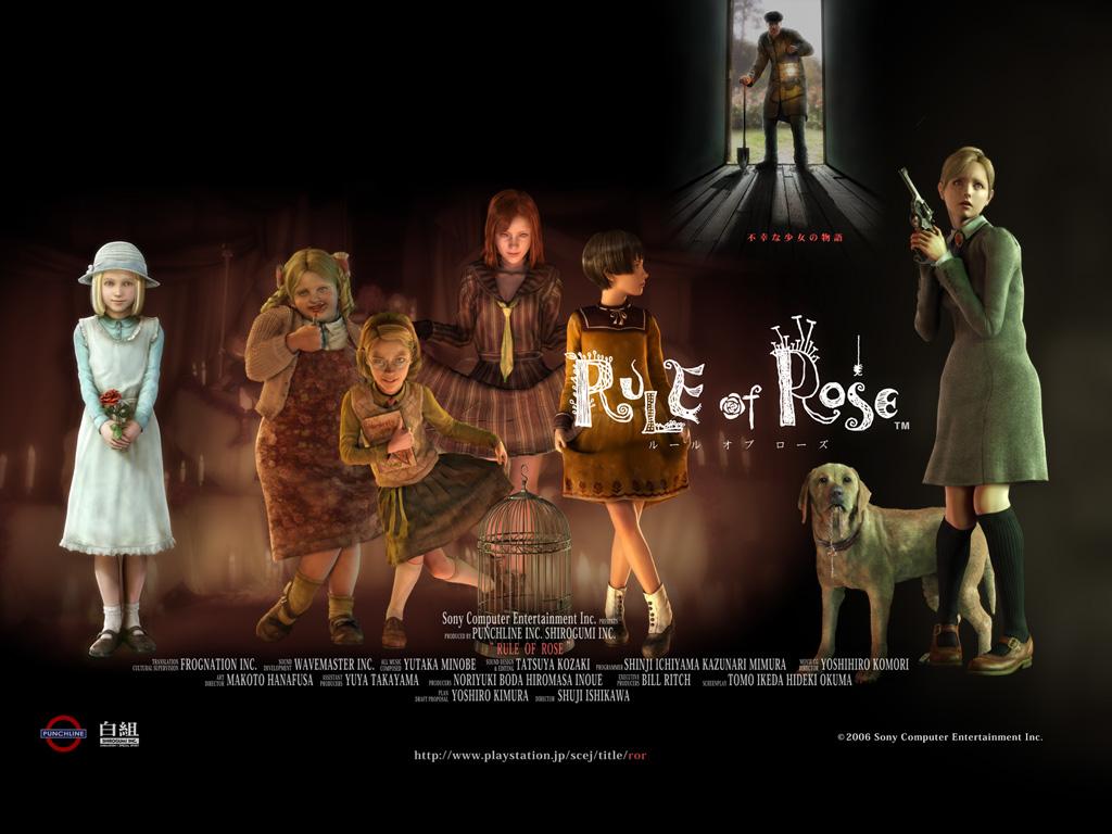 let s discuss rule of rose   neogaf
